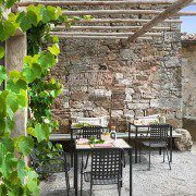Enoteca Outdoor Dining