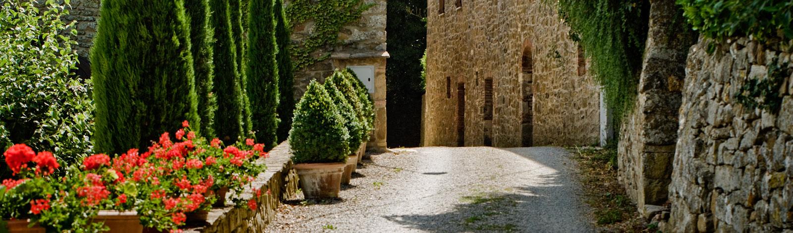 Monteverdi road