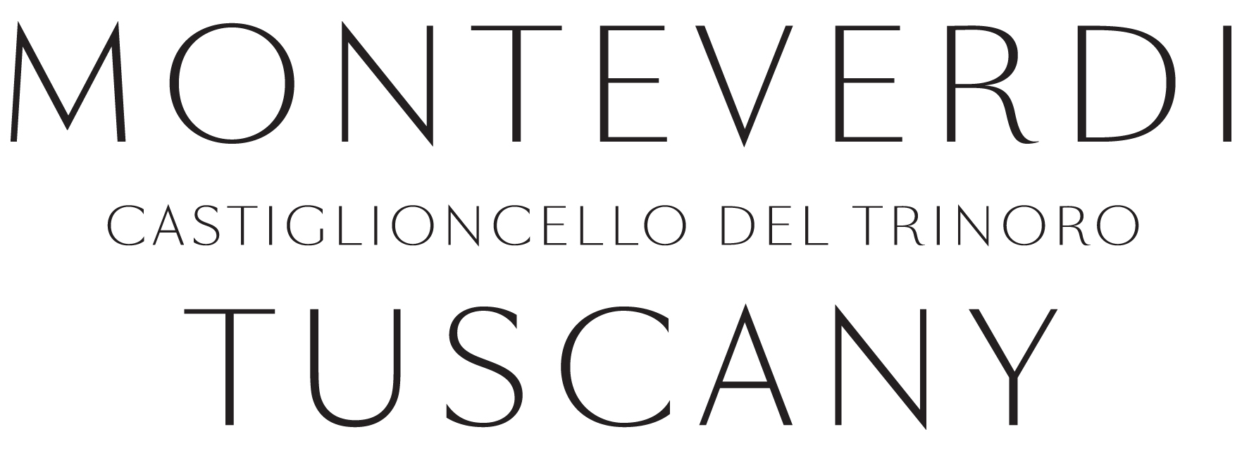 Monteverdi Tuscany Italian