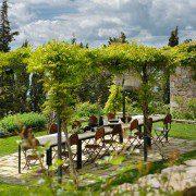 Muri Antichi pergola